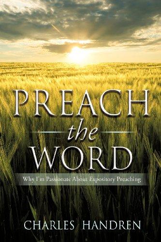 9781622306169: Preach the Word