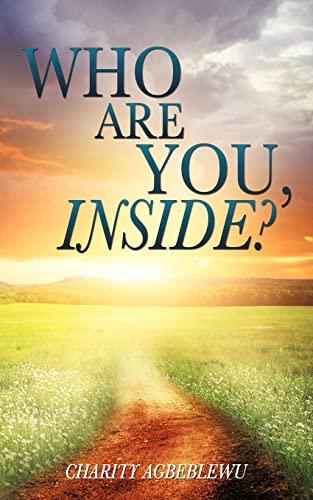 WHO ARE YOU, INSIDE?: CHARITY AGBEBLEWU