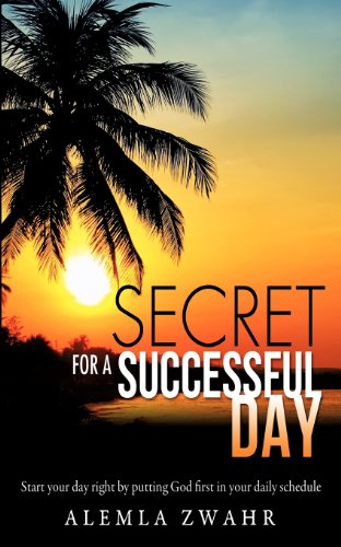 Secret For a Successful Day: Alemla Zwahr