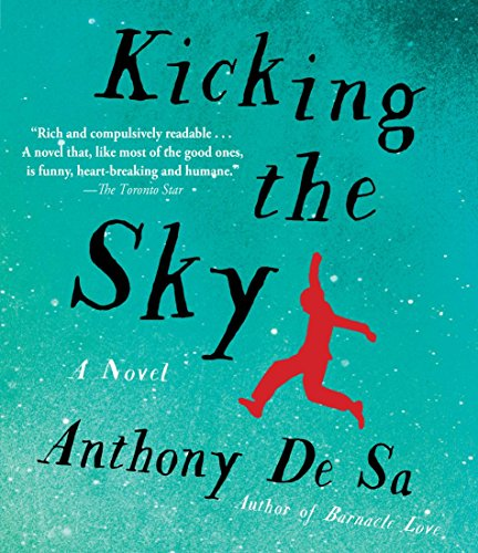 Kicking the Sky (Compact Disc): Anthony De Sa