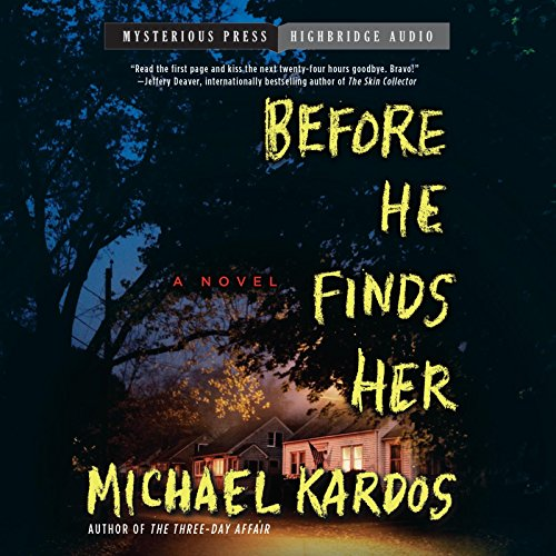 Before He Finds Her (Compact Disc): Michael Kardos