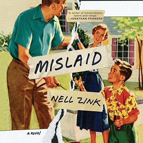 Mislaid: Zink, Nell