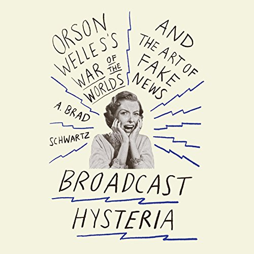 Broadcast Hysteria: Orson Welles's War of the World's and the Art of Fake News (Compact ...