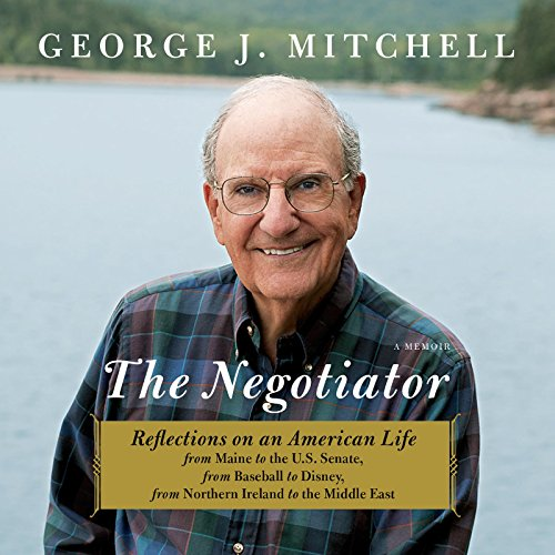 The Negotiator: A Memoir (Compact Disc): George Mitchell
