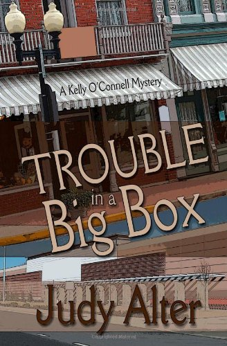 9781622370320: Trouble in a Big Box (A Kelly O'Connell Mystery) (Volume 3)