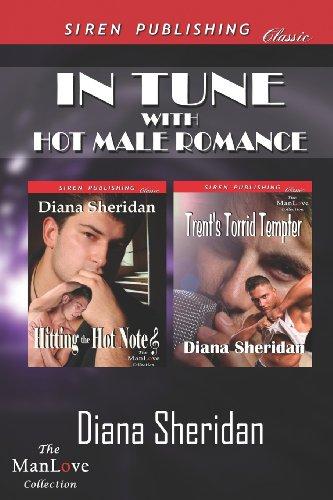 In Tune with Hot Male Romance [Hitting: Diana Sheridan