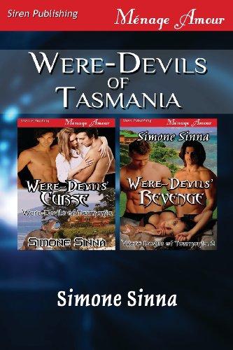 Were-Devils of Tasmania [Were-Devils' Curse: Were-Devils' Revenge] (Siren Publishing Menage...