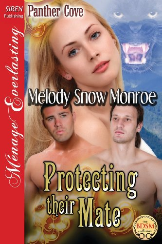 9781622424801: Protecting Their Mate [Panther Cove 1] (Siren Publishing Menage Everlasting)
