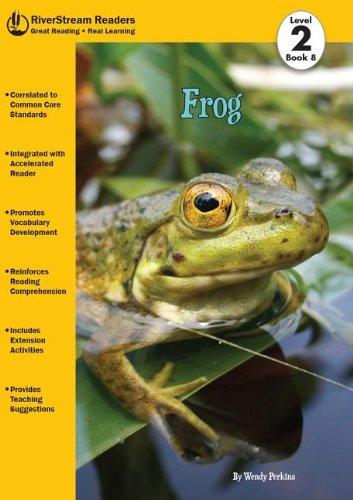9781622430277: Frog, Book 8 (RiverStream Readers: Level 2)