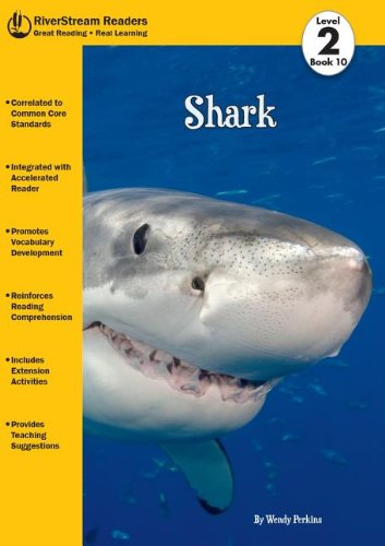 9781622430291: Shark (Riverstream Readers, Level 2)
