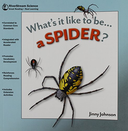 9781622430444: A Spider? (What's It Like to Be A... Series)