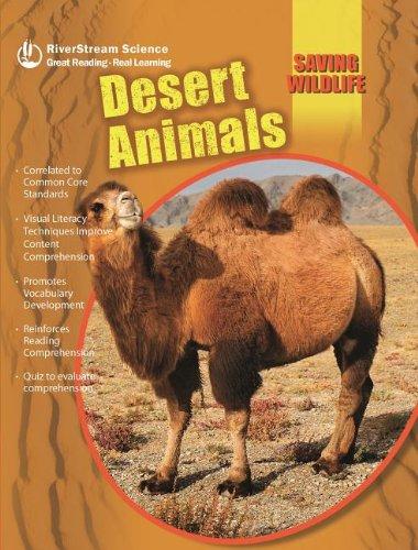 Desert Animals (Saving Wildlife): Newland, Sonja, Newland, Sonya