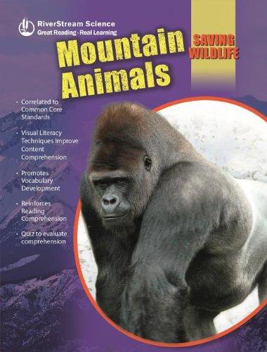 Mountain Animals (Saving Wildlife): Sonja Newland, Sonya Newland