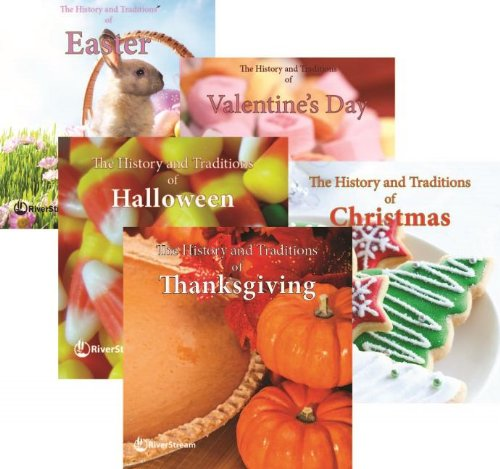 9781622431045: The History and Traditions Holiday Bundle (My First Look at Holidays)