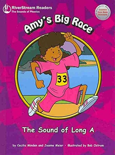 9781622431465: Amy's Big Race: The Sound of Long A (The Sounds of Phonics Readers)