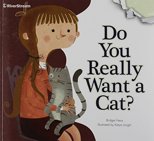 9781622431830: Do You Really Want a Cat? (Riverstream Illustrated Readers, Level 2)