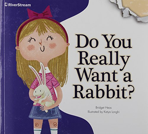 9781622431878: Do You Really Want a Rabbit? (Riverstream Illustrated Readers, Level 2)