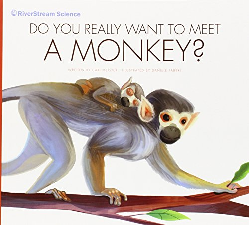 9781622432288: Do You Really Want to Meet a Monkey?
