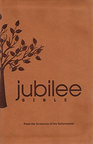 9781622451821: Jubilee Bible: From The Scriptures Of The Reformation