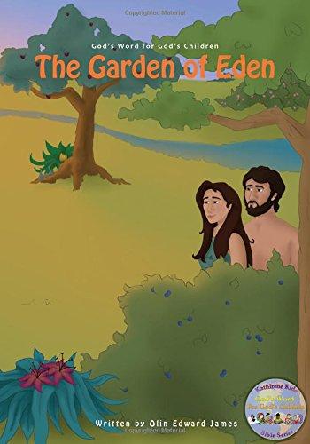 9781622451913: The Garden of Eden (KathIrene Kids Bible)