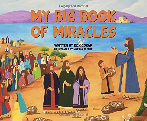 9781622453924: My Big Book Of Miracles