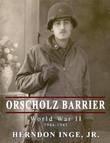 9781622491001: Orscholz Barrier