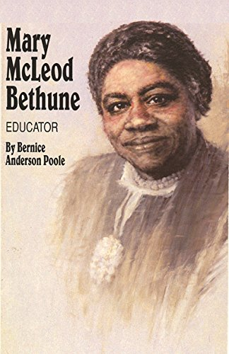 9781622492237: Mary McLeod Bethune: Educator