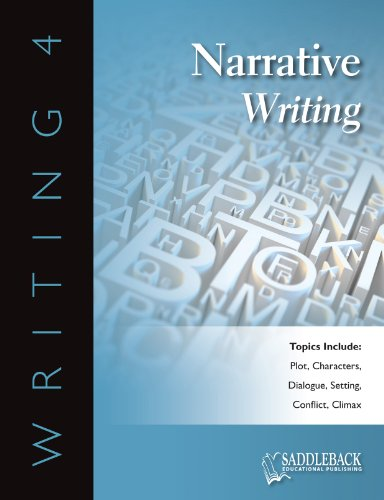 Narrative Writing Reproducible Book W/CD-ROM (Writing 4) (Writing 4 Series) (1622500261) by Emily Hutchinson