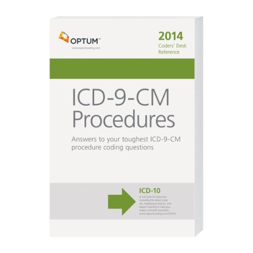 9781622540341: Coders' Desk Reference for ICD-9-CM Procedures 2014