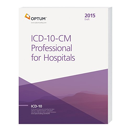9781622540365: ICD-10-CM Professional for Hospitals Draft - 2015