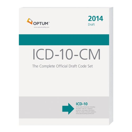 9781622540679: ICD-10-CM: The Complete Official Draft Code Set (2014 Draft) (Icd-10-Cm Professional for Physicians Draft (Paper))