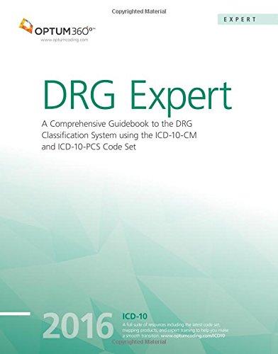 9781622541843: DRG Expert 2016 (ICD-10 Version)