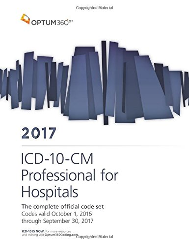 9781622542291: ICD-10-CM Professional for Hospitals 2017 (Softbound)