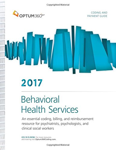 9781622542659: Coding and Payment Guide for Behavioral Health Services 2017