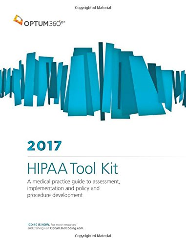 9781622542727: HIPAA Tool Kit 2017 (Softbound)