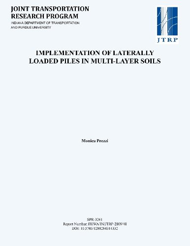 9781622600724: Implementation of Laterally Loaded Piles in Multi-Layer Soils