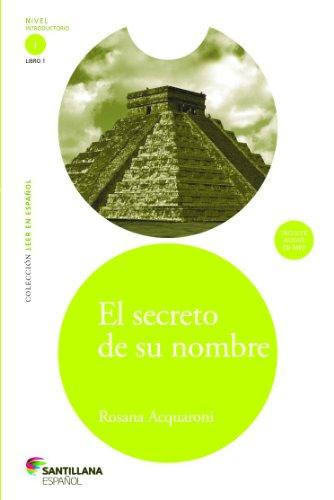 9781622632152: El secreto de su nombre (The Secret of Her Name) (Spanish Edition) (Coleccion Leer En Espanol)