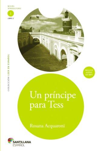 9781622632169: Un príncipe para Tess ( A Prince for Tess) (Spanish Edition) (Coleccion Leer En Espanol)