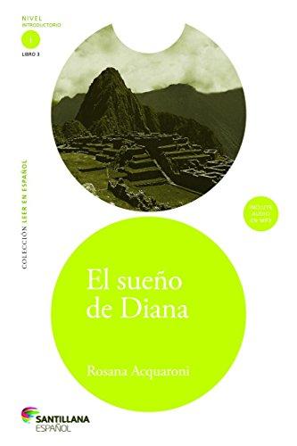 El Sueno de Diana [With MP3] (Leer En Español): Acquaroni, Rosana