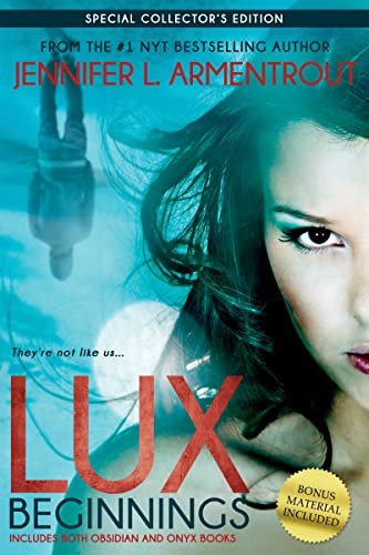 9781622664801: Lux: Beginnings (Lux Novel)