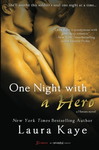 9781622668038: One Night With a Hero (Heroes)
