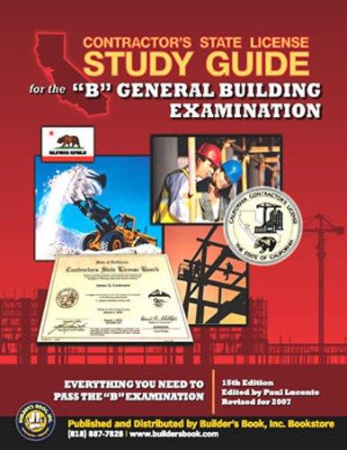 9781622700462: Jaset's Home Seminar Course, General B (Building) Exam