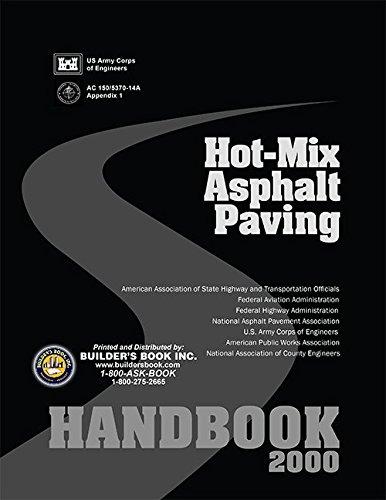 9781622701421: Hot-Mix Asphalt Paving Handbook