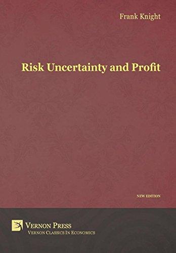 9781622730049: Risk Uncertainty and Profit (Vernon Classics in Economics)