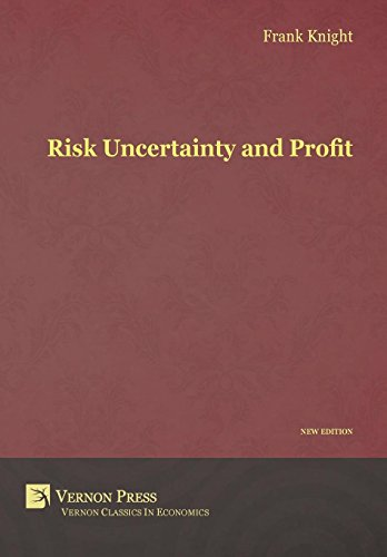 9781622730049: Risk, Uncertainty and Profit