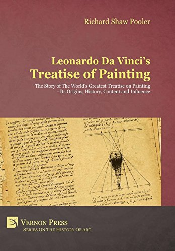 9781622730179: Leonardo Da Vinci's Treatise of Painting. The Story of The World's Greatest Treatise on Painting - Its Origins, History, Content, And Influence.