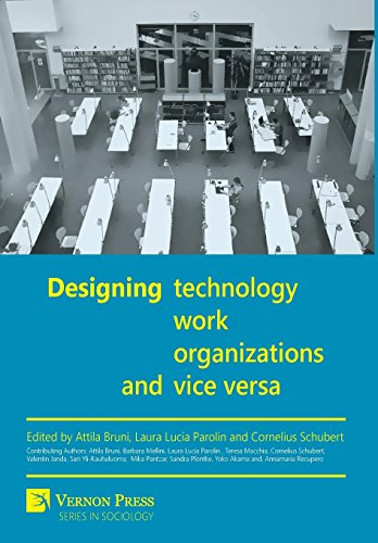 9781622730285: Designing Technology, Work, Organizations and Vice Versa
