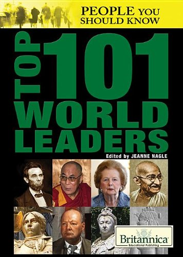9781622751242: Top 101 World Leaders (People You Should Know)