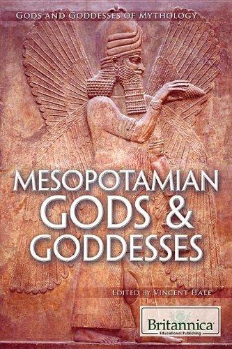 9781622751617: Mesopotamian Gods & Goddesses (Gods & Goddesses of Mythology)