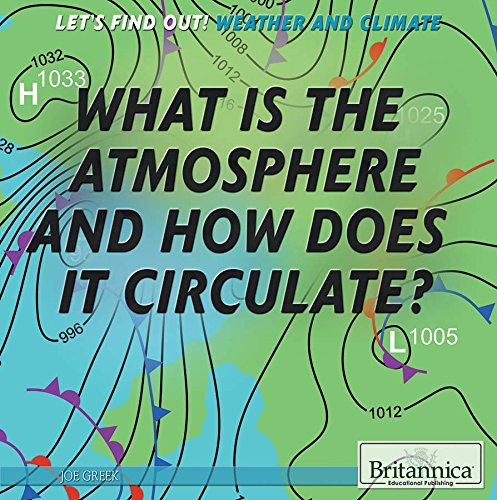 What Is the Atmosphere? (Let's Find Out!: Weather): Greek, Joe
